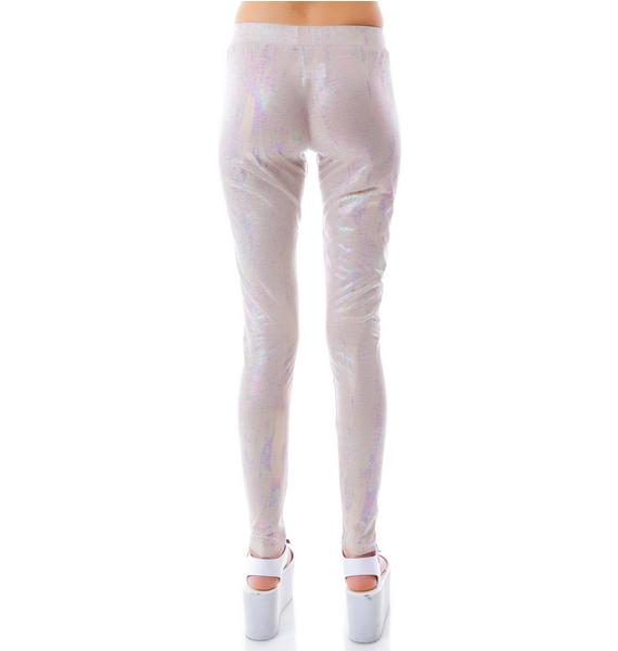 Pearl Star Leggings
