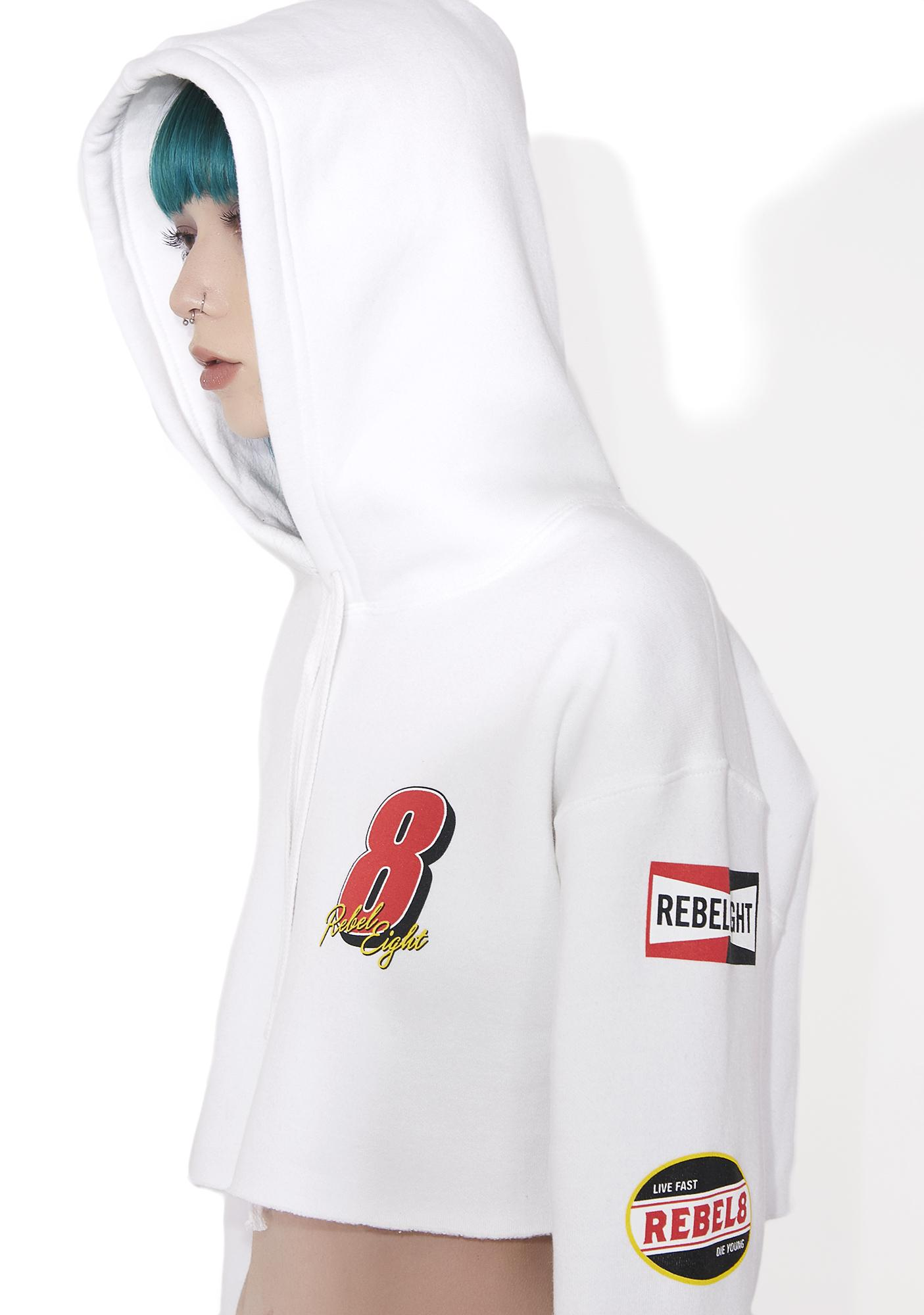 Rebel8 Speedway ll Pullover