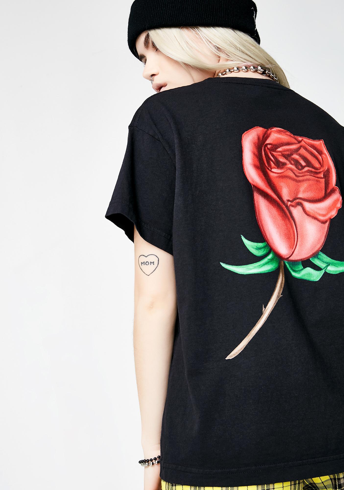 Obey Slauson Rose Box Tee