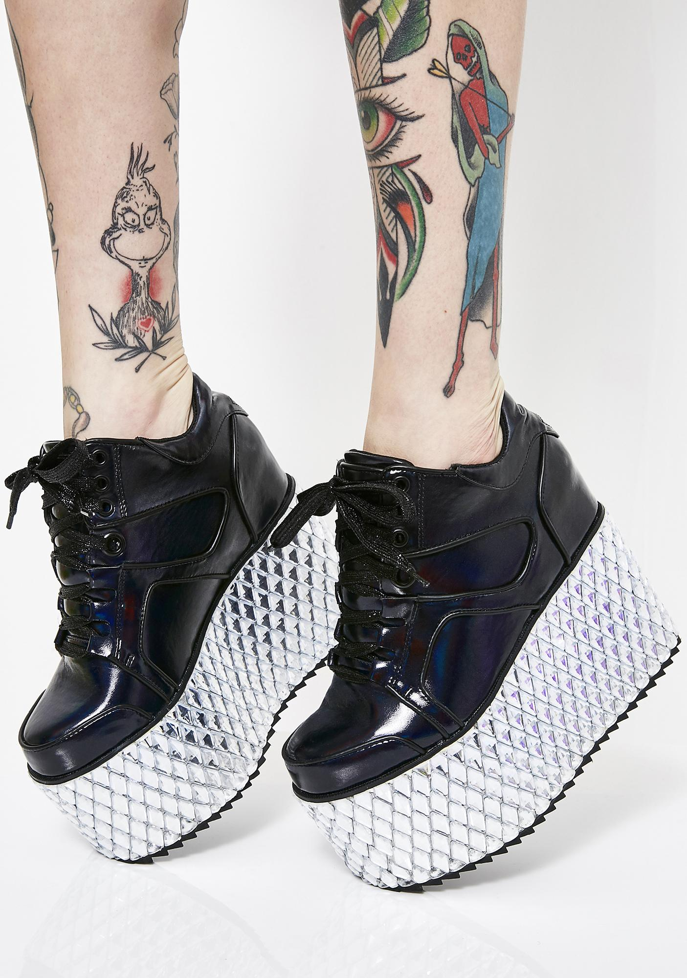 Glamtronic Platform Sneakers clearance explore CFFXDAGAN