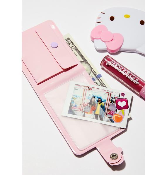 Sanrio Tea Vinyl Wallet