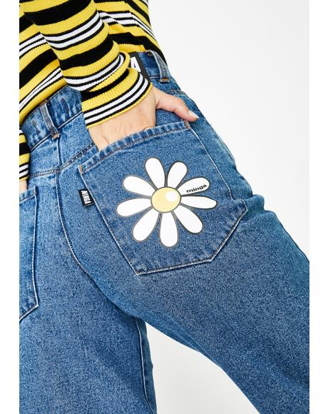 Lazy Days Denim Skater Jeans