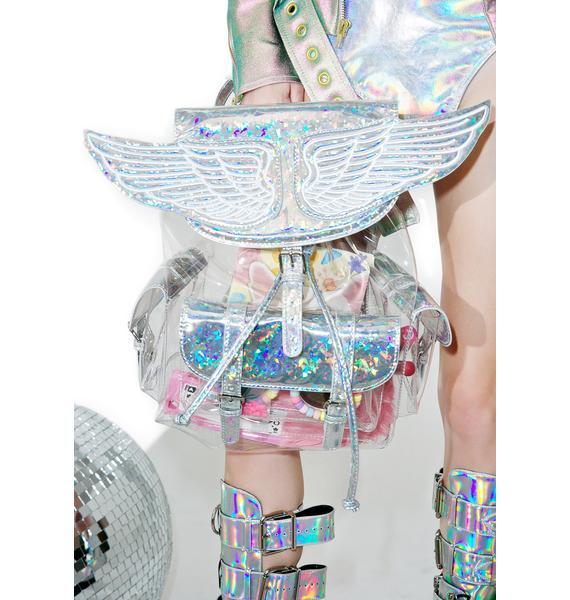 Sugar Thrillz Teen Angel Backpack