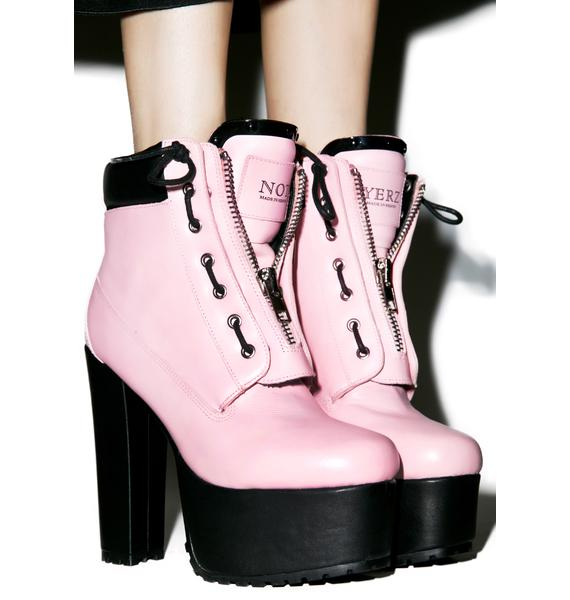 Current Mood Not Yerz Prophecy Platform Boots
