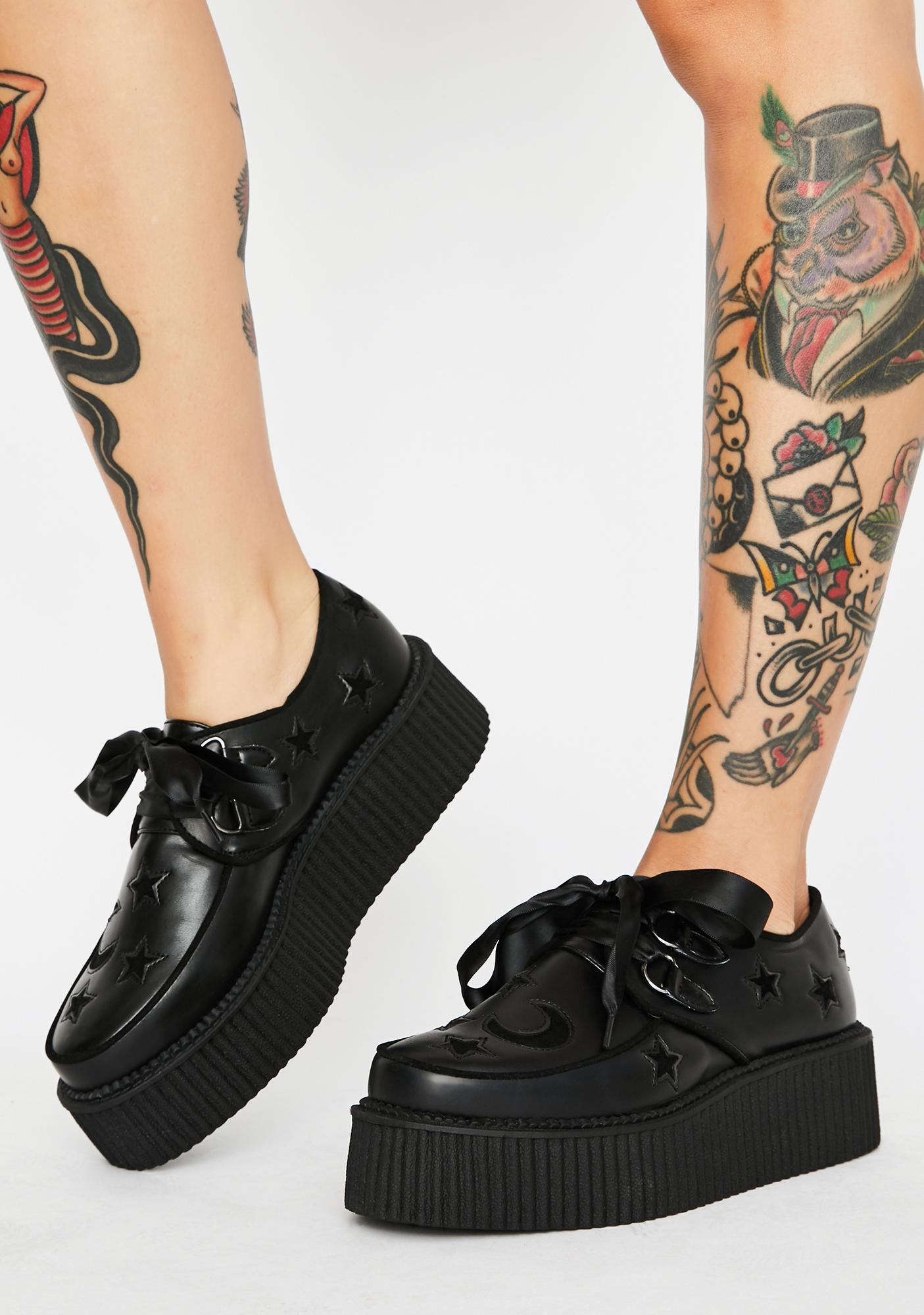 Killstar Night Sky Creepers