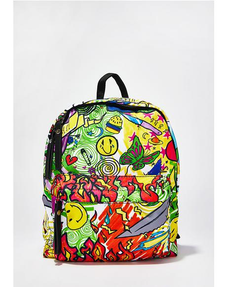 Doodlebug Mini Backpack