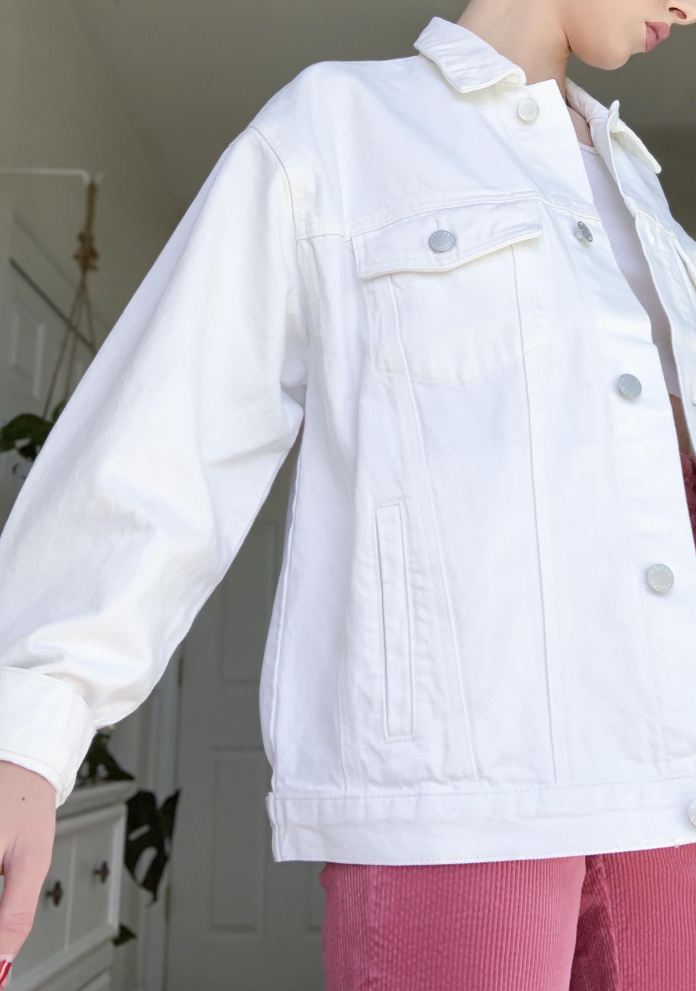 Rollas Slouch Denim Jacket