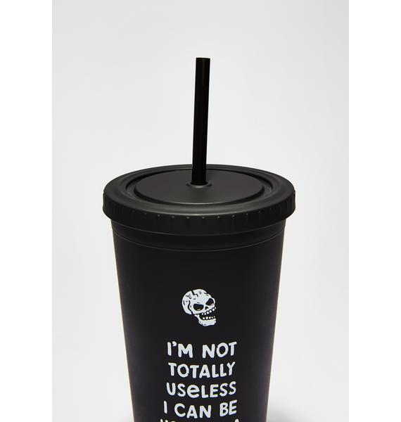 Killstar Useless Cold Brew Cup