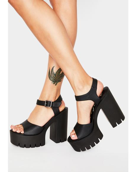 Jalila Platform Heels