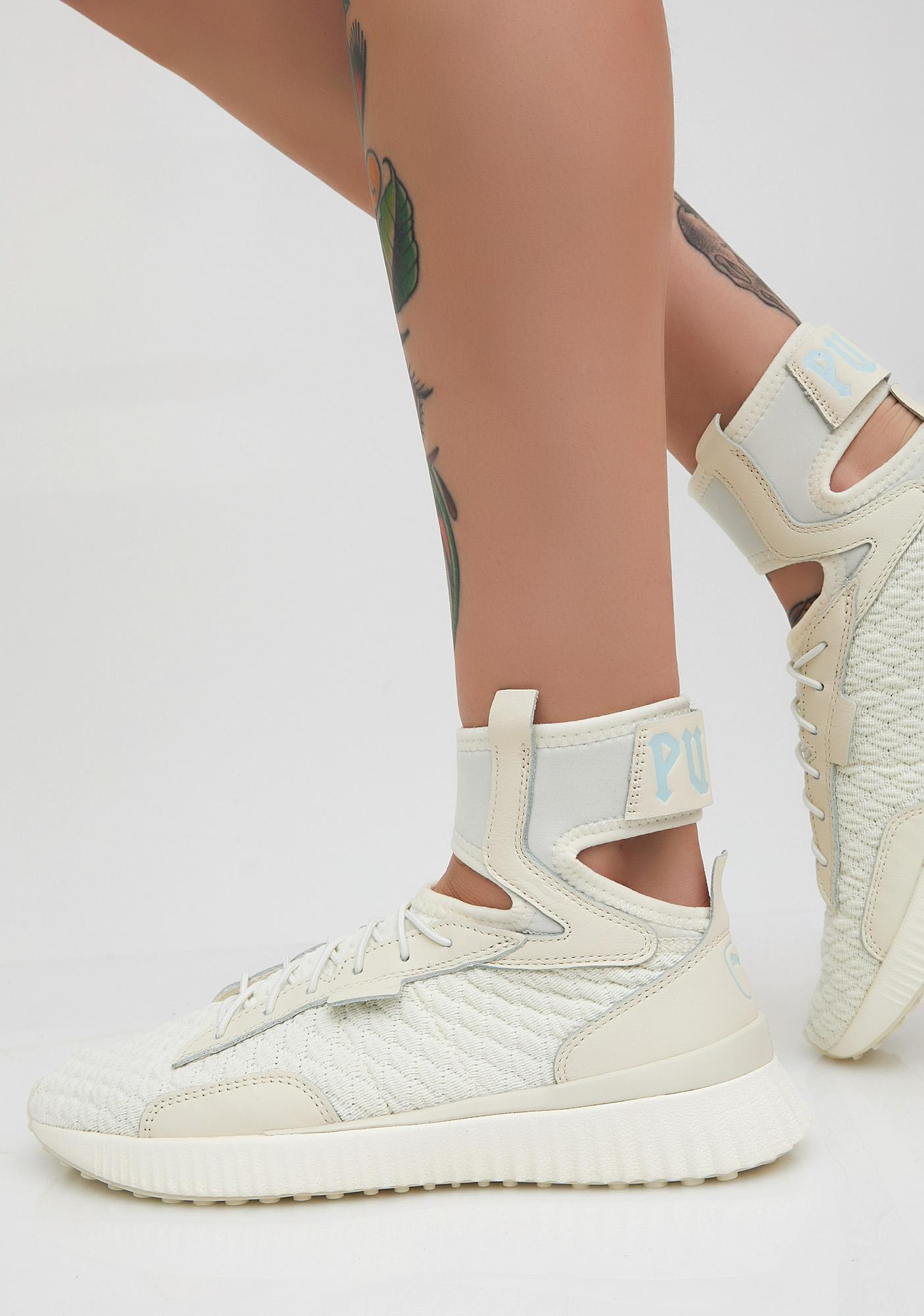 b2f55c354 PUMA FENTY PUMA By Rihanna Trainer Mid Geo Sneakers | Dolls Kill