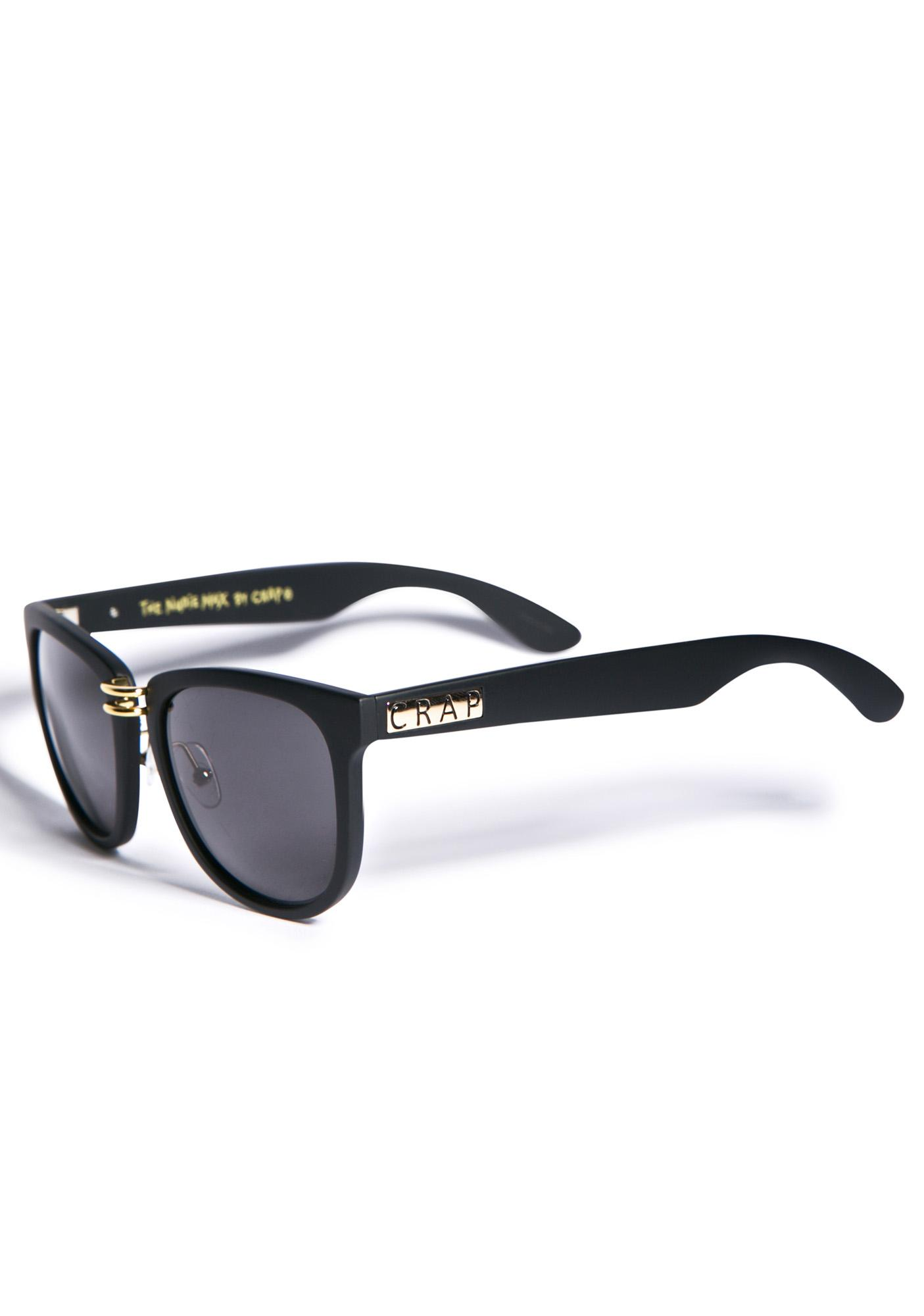 Crap Eyewear The Nudie Max Sunglasses
