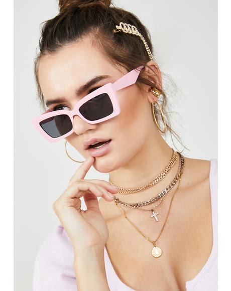 Candy Big Boss Retro Sunglasses