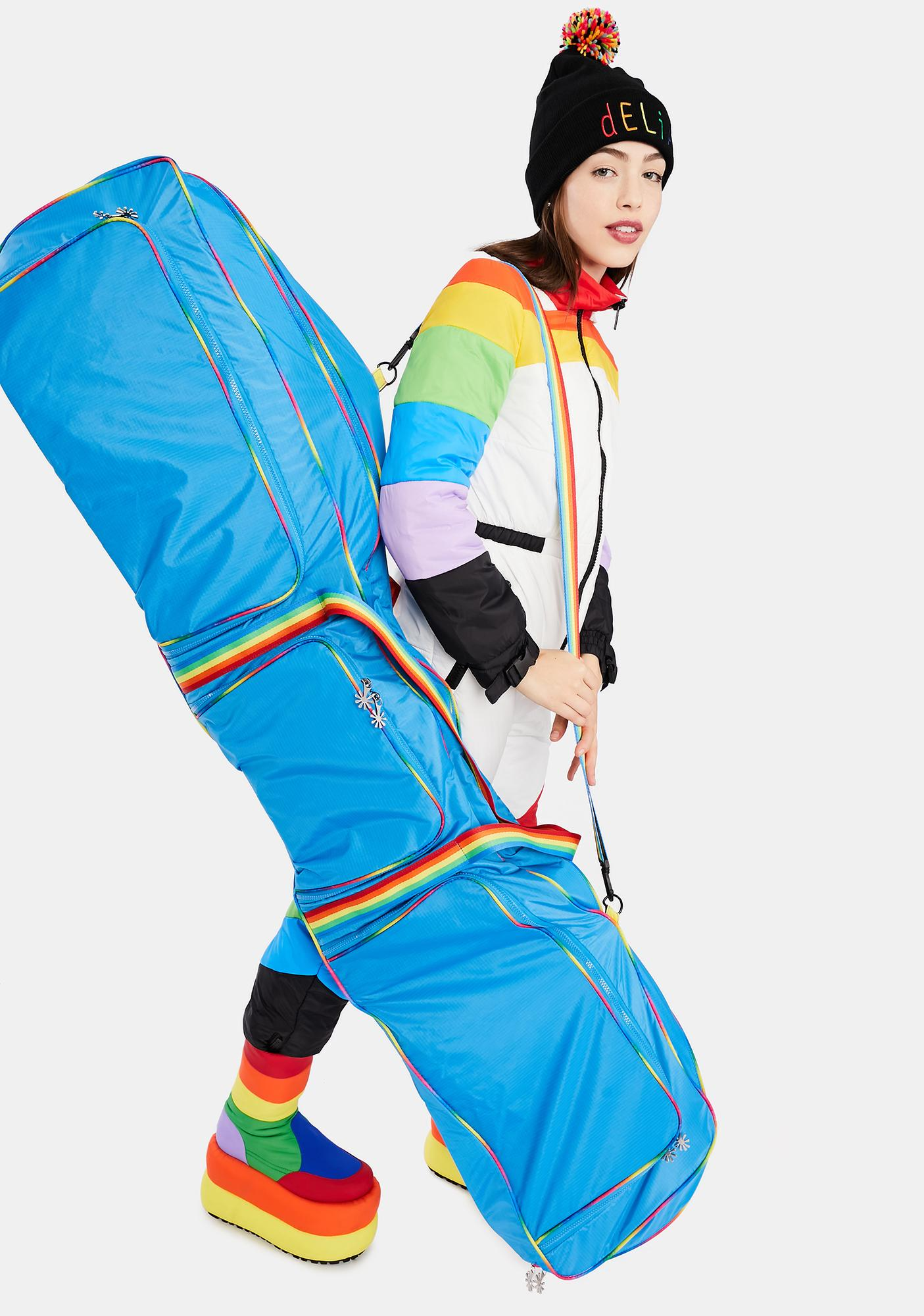 dELiA*s by Dolls Kill Sweet Retreat Snowboard Bag