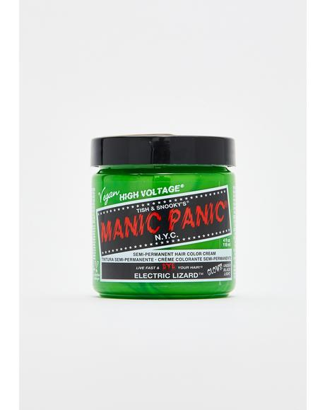 Electric Lizard Classic High Voltage UV Hair Dye