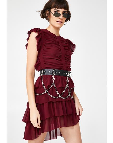 Katie Mini Dress