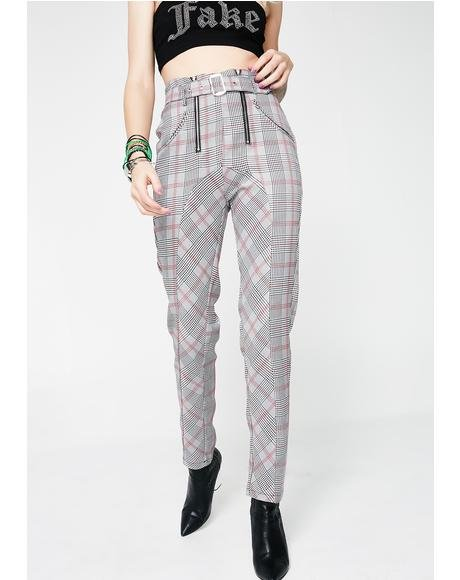 Desired No Show High Waisted Pants