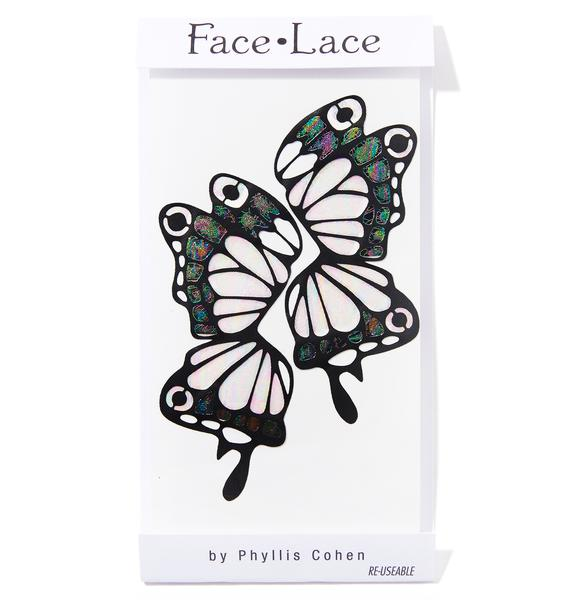 Face Lace Iridisa Face lace