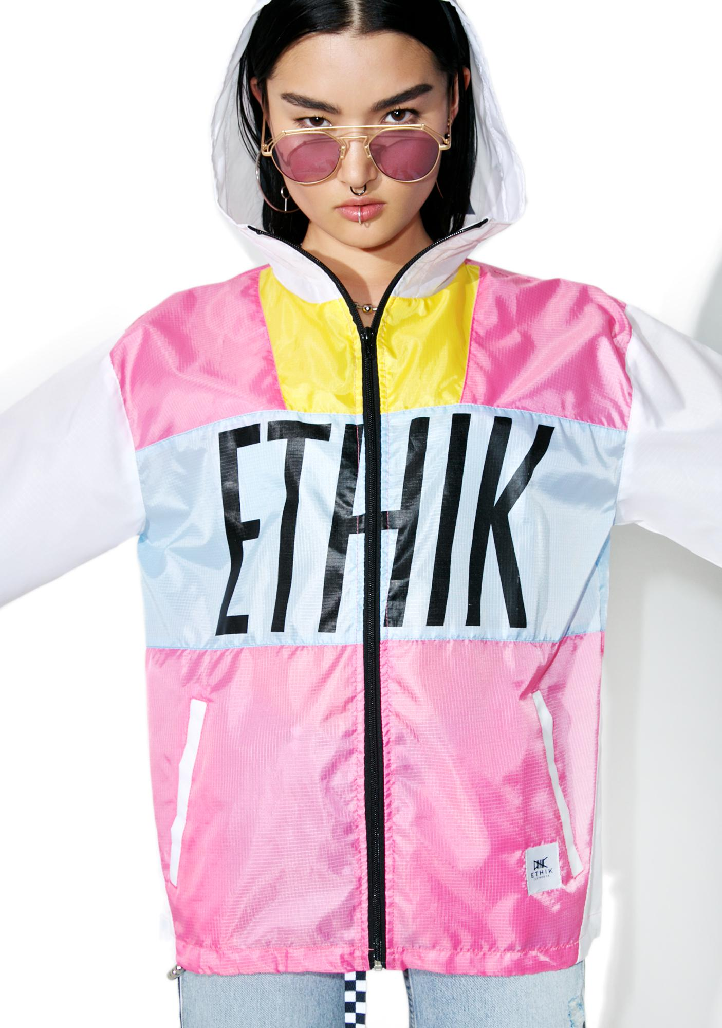 ETHIK Training Camp Windbreaker