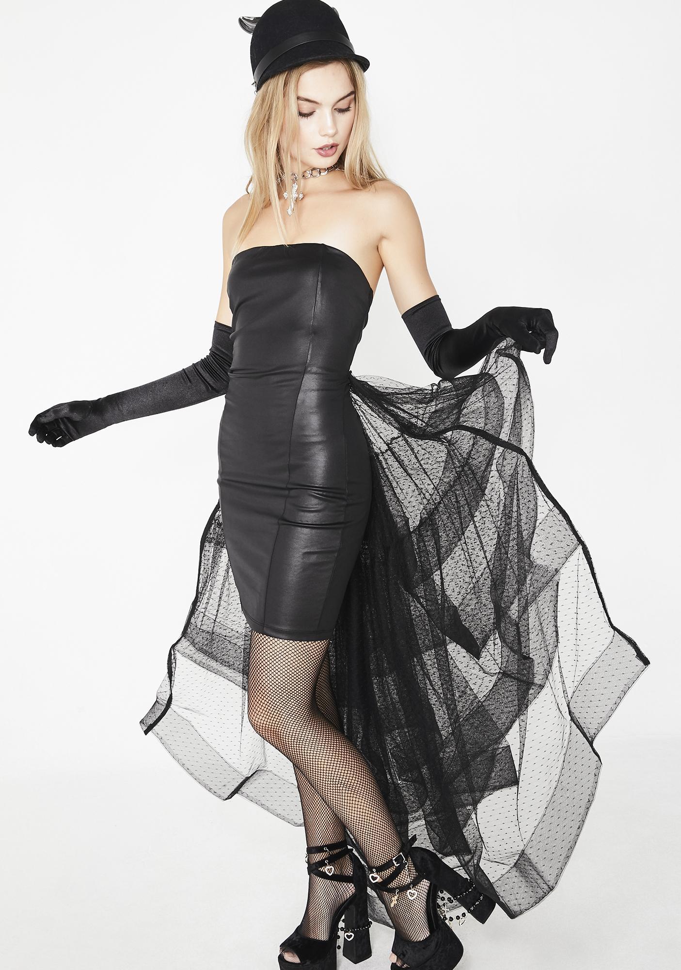 Kiki Riki Roaring Twenties Tulle Mini Dress