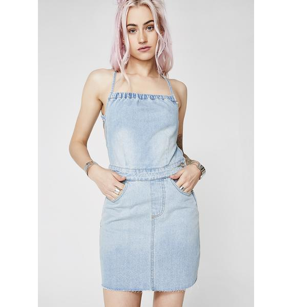 How Ya Doing Overall Dress