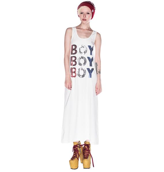 Joyrich Boy X3 Tank Dress