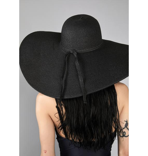 Lust At Dawn Oversized Hat