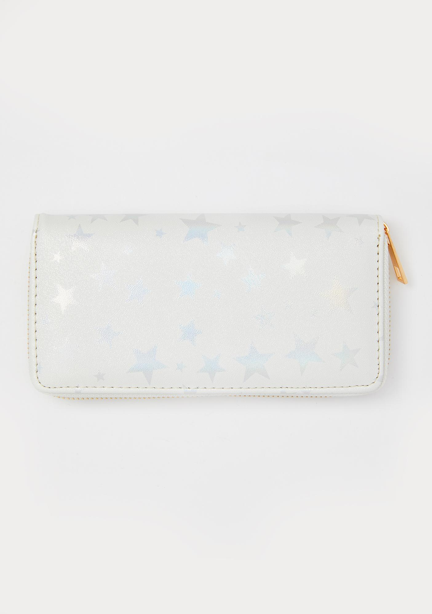 Pure Shopping Addict Star Wallet