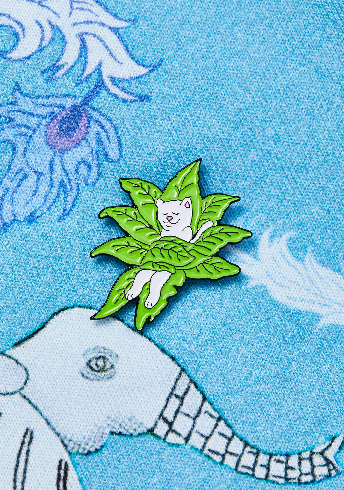 RIPNDIP Tucked In Enamel Pin