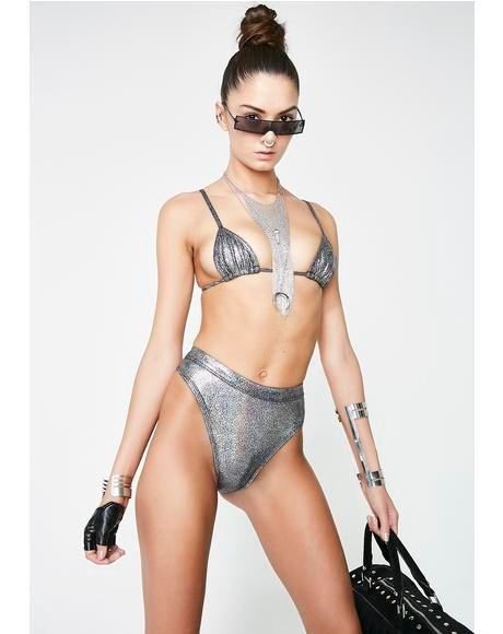 Sparkle Sparkle Bish Bikini Bottoms