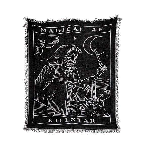 Killstar Magical AF Tapestry