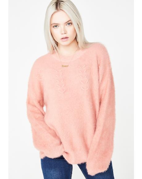 Wild Desire Fuzzy Sweater