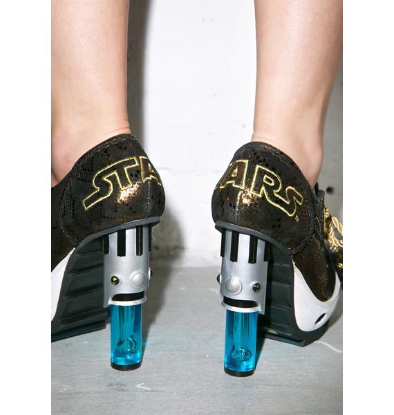 Irregular Choice Skywalker Booties