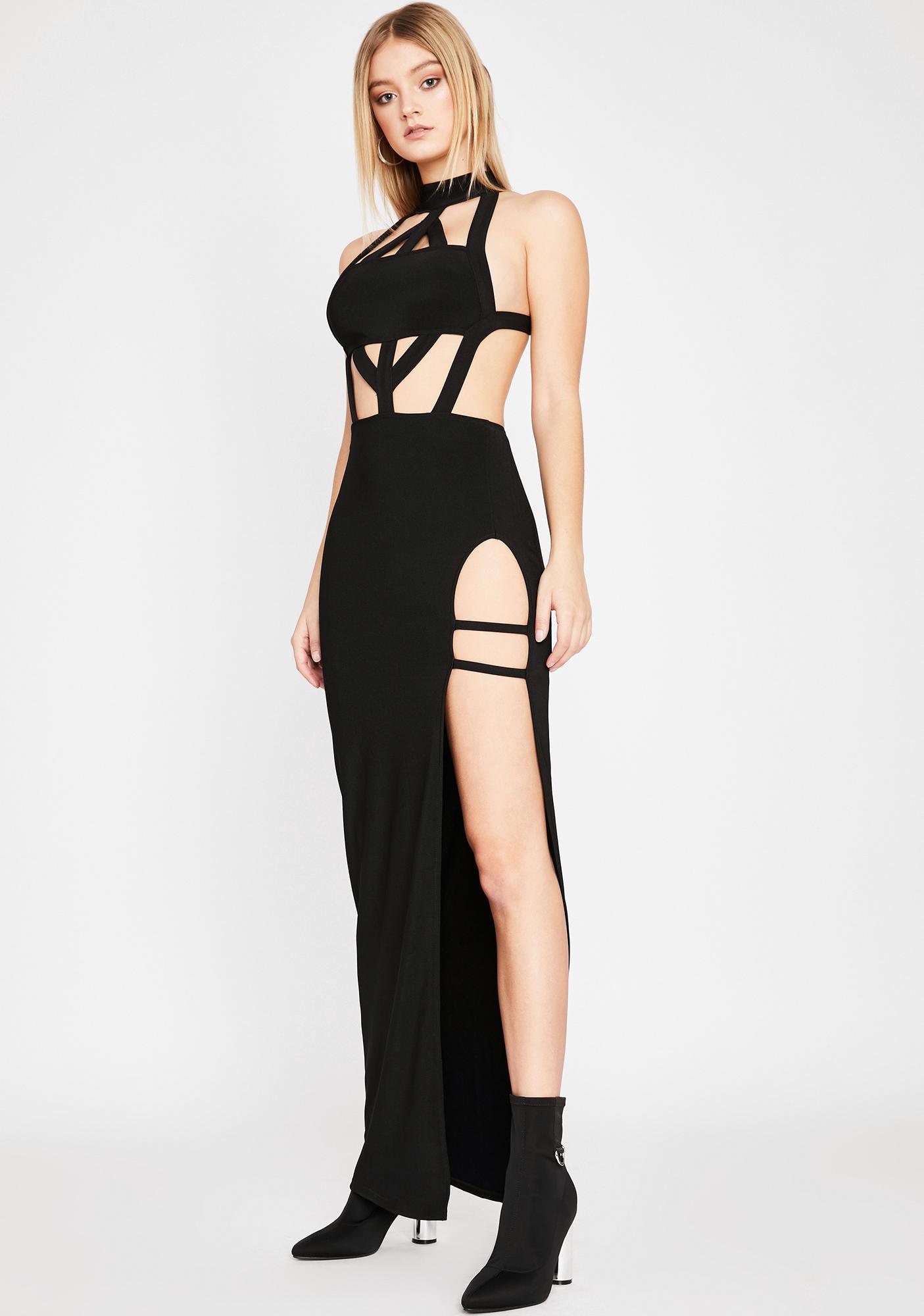 Forbidden Love Maxi Dress