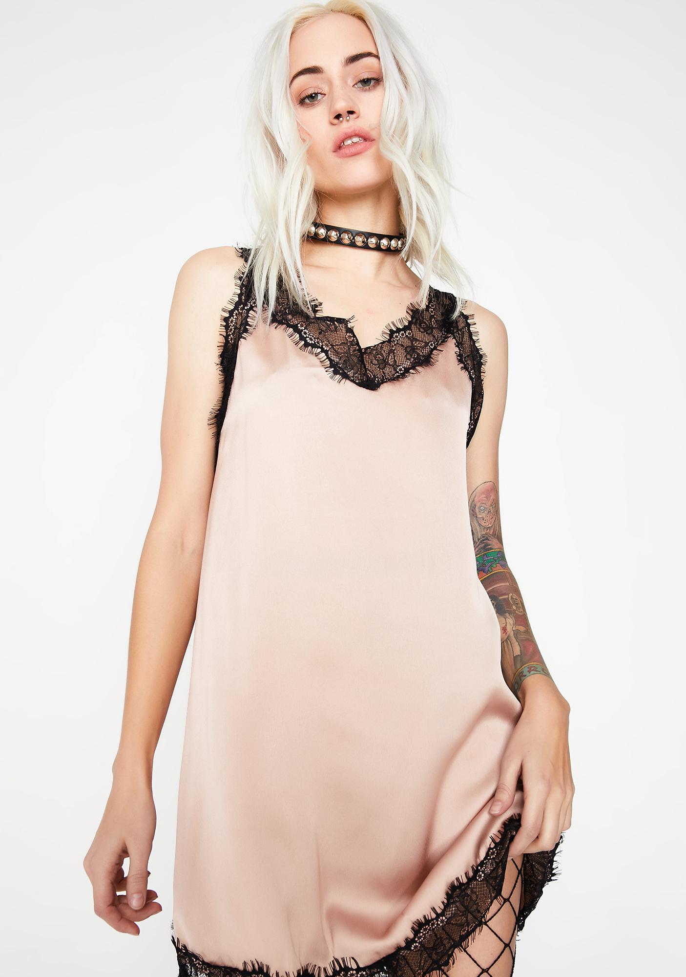 Prissy Missy Slip Dress