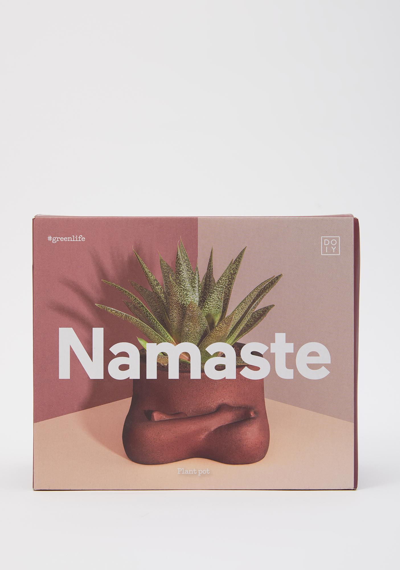 Namaste Plant Pot