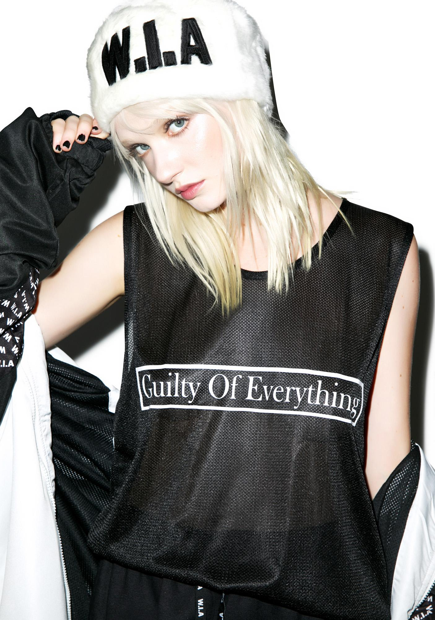 W.I.A Guilty Of Everything Tank