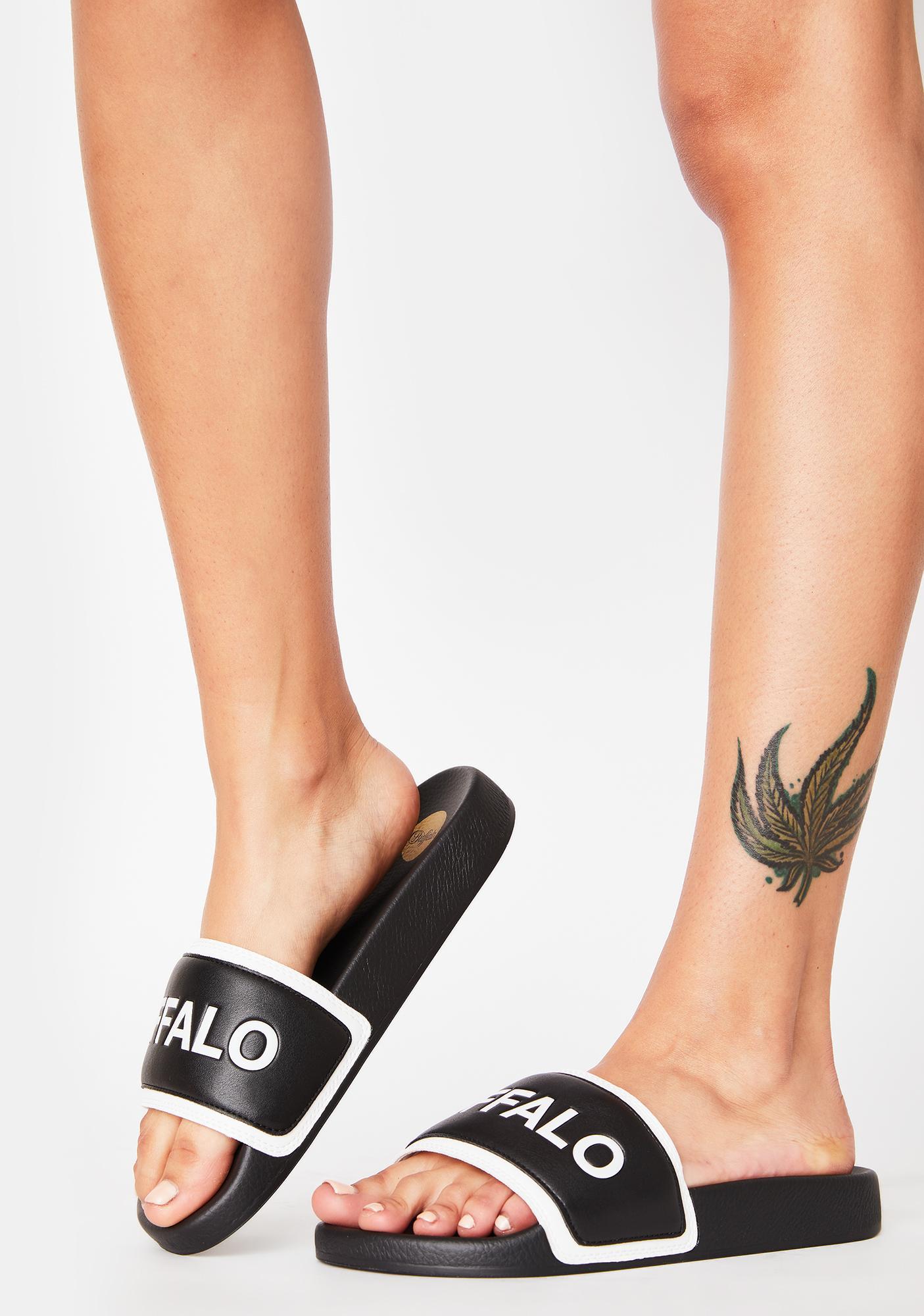 Buffalo Jola Slides