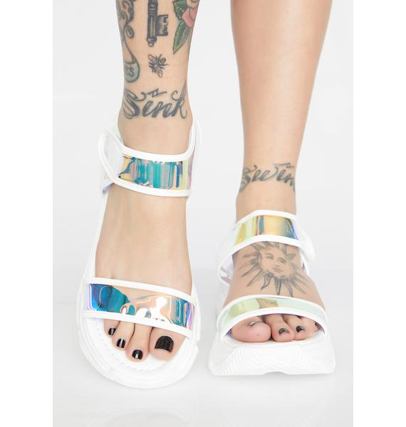 Street Culture Chunky Sandals