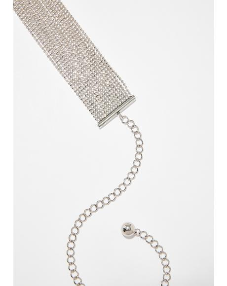 Waisted Chain Belt