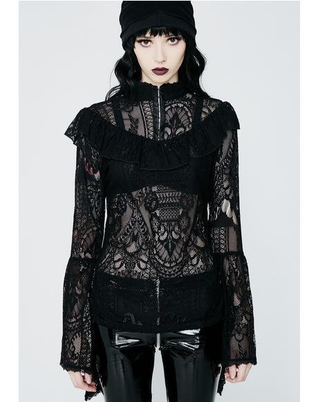 Morte Mistress Top