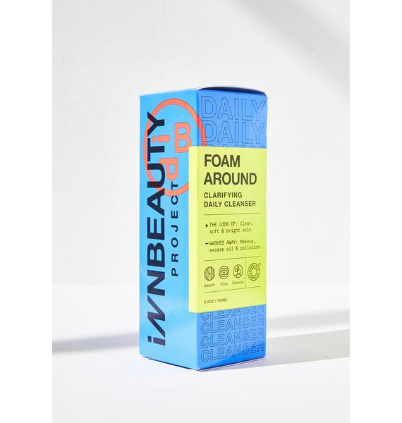 Inn Beauty Project Foam Around Clarifying Daily Cleanser