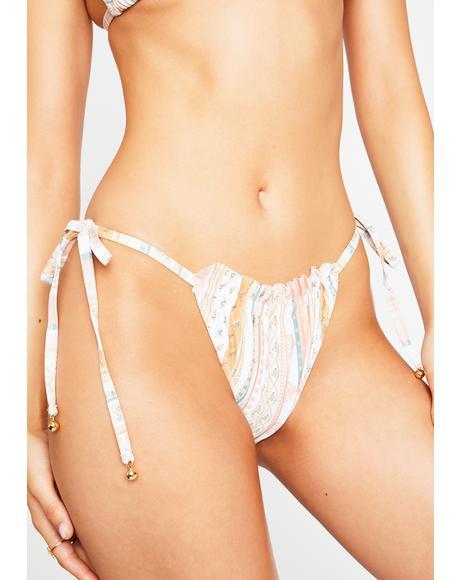 Paradiso String Bikini Bottom