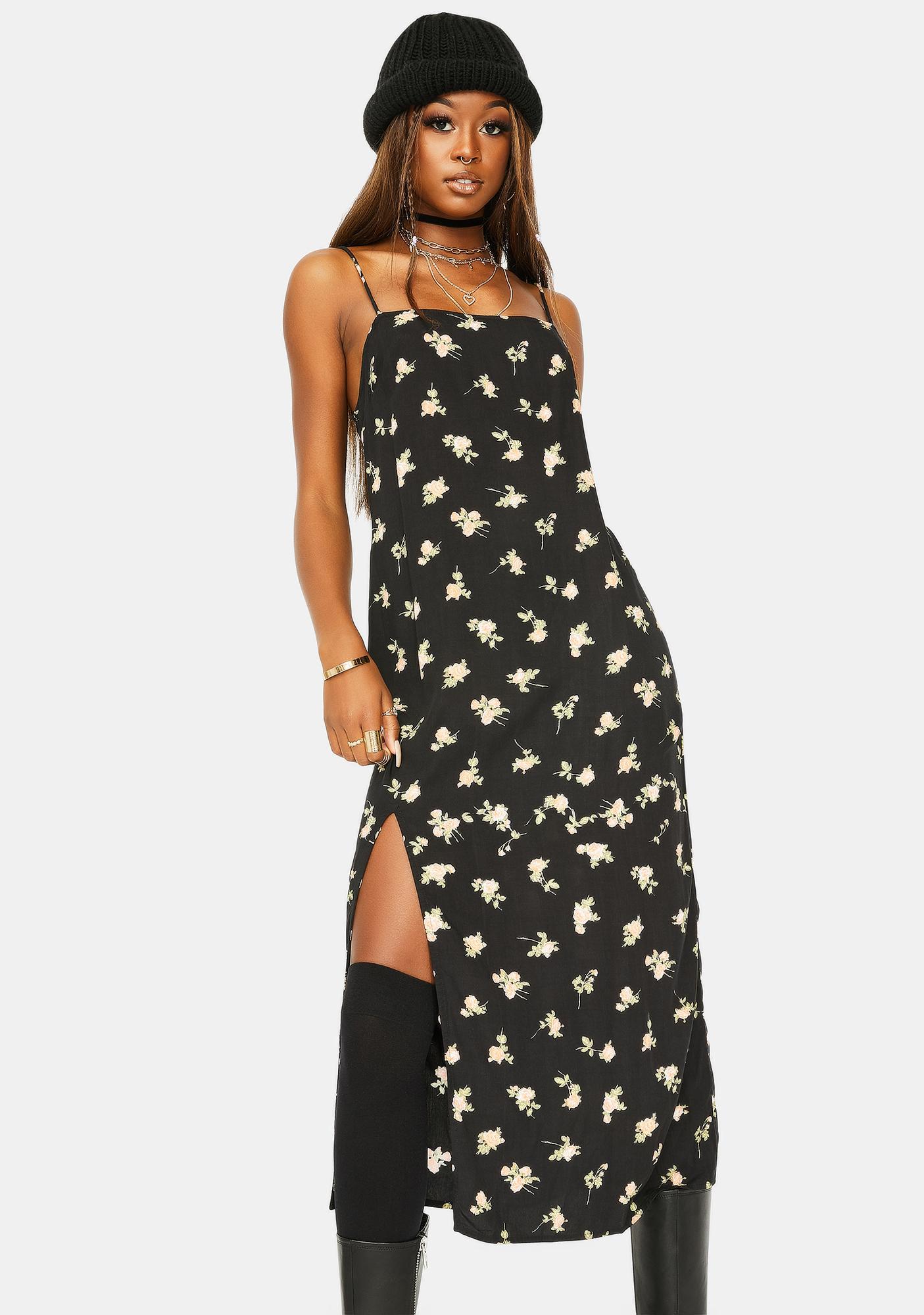 Motel Mirza Maxi Dress