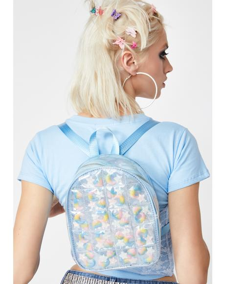 Cosmic Confetti Glitter Backpack