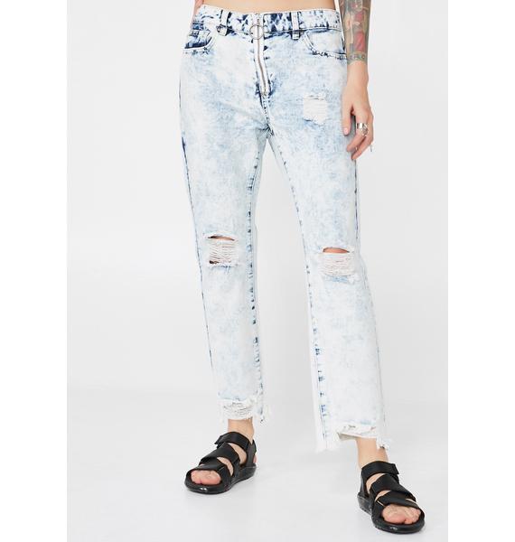 Vixen Crash Distressed Jeans