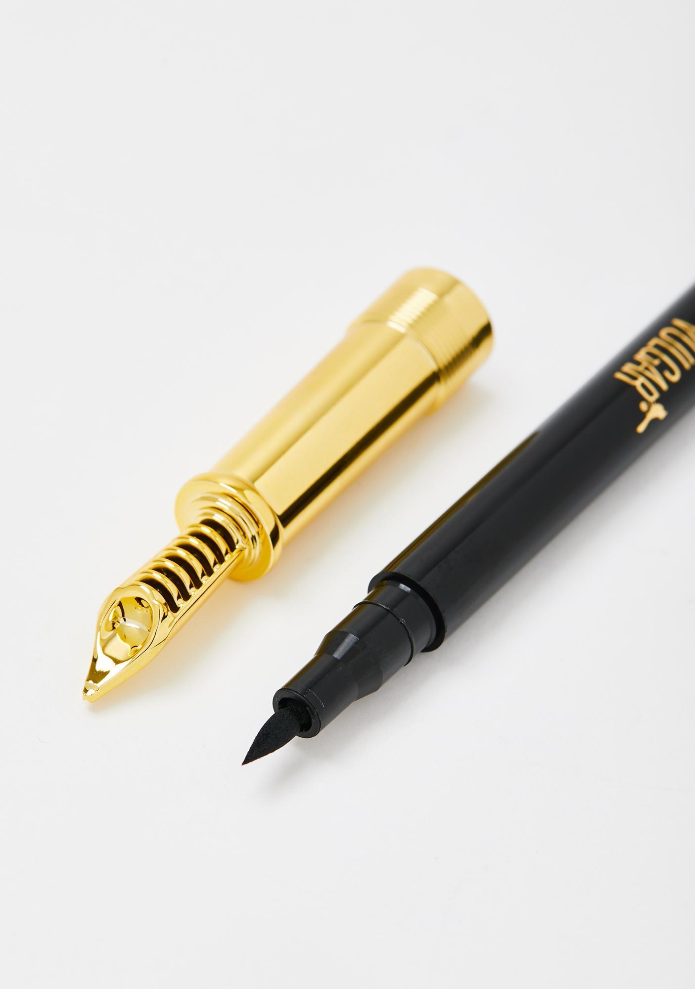 Pretty Vulgar Cosmetics On Point Liquid Eyeliner Pen