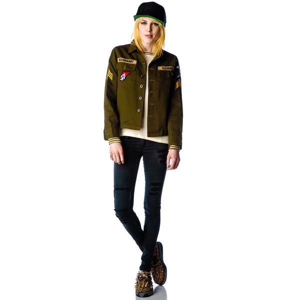 Reinhardt Military Jacket