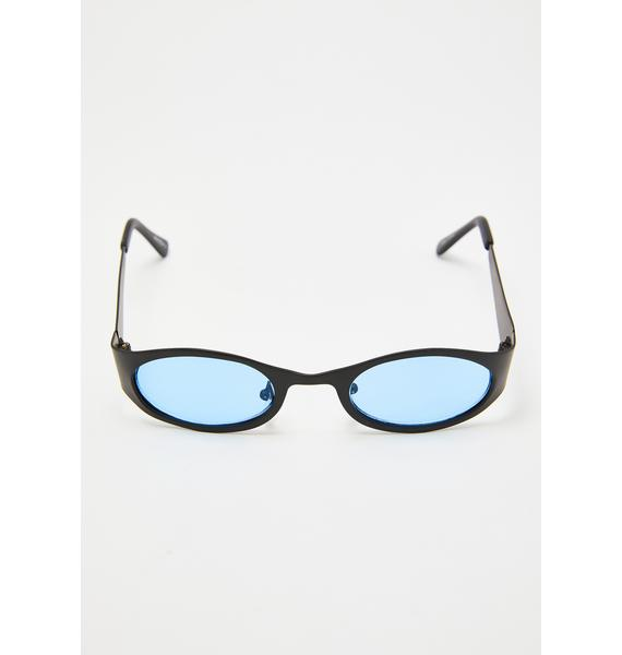 Replay Vintage Sunglasses Metal Vee Sunglasses