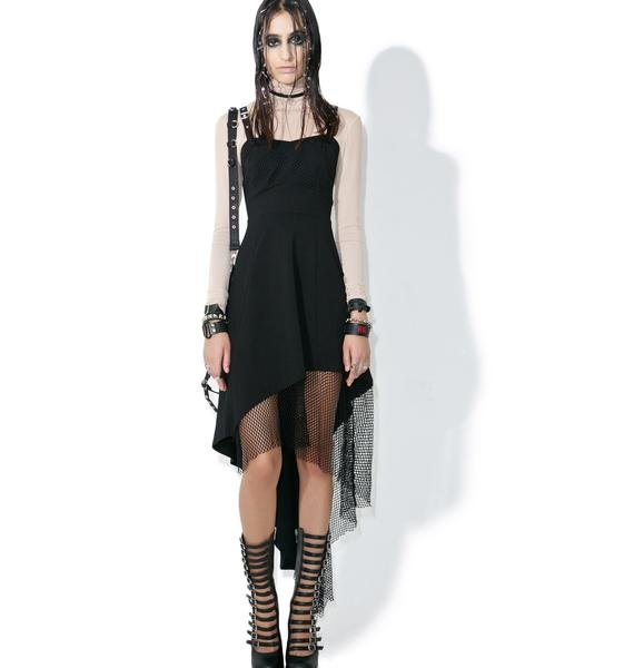 Tripp NYC Midnight Dress