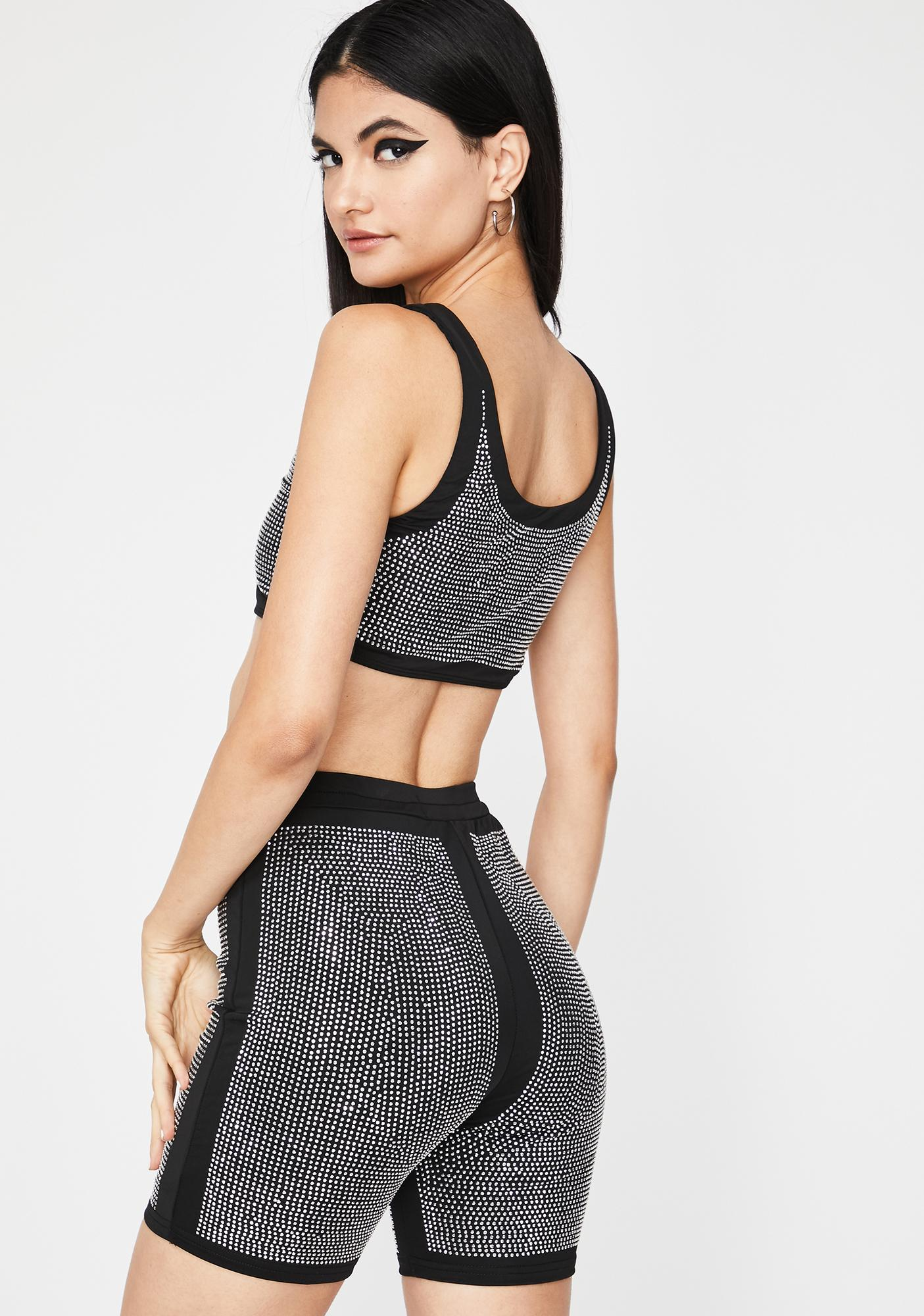 Ice Me Out Shorts Set